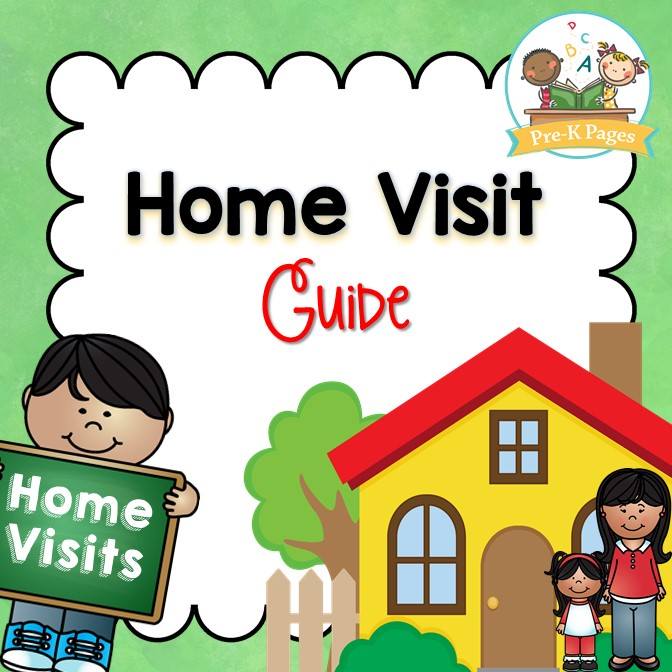 Home Visit Guide - Pre-K Pages