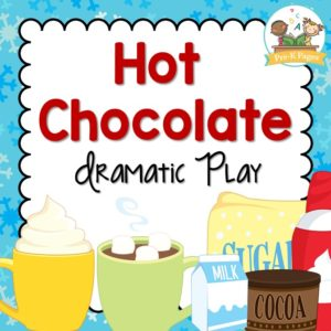Dramatic Play Hot Cocoa Stand
