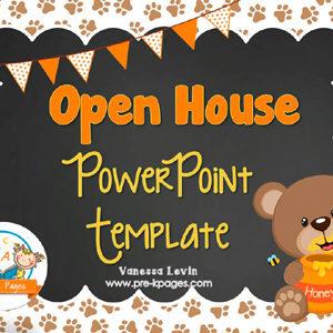 Bear Open House PowerPoint