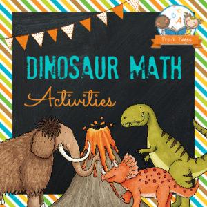 Dinosaur Math