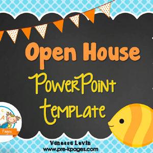 Fish Open House PowerPoint