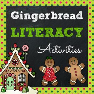 Gingerbread Literacy