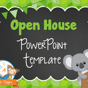 Koala Open House PowerPoint