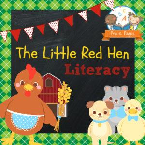 Little Red Hen Literacy