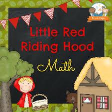 Little Red Riding Hood Math
