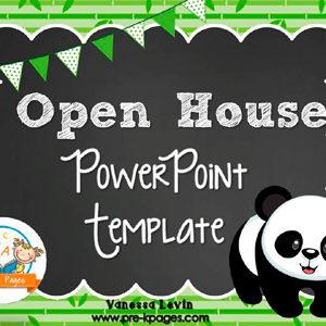 Panda Open House PowerPoint